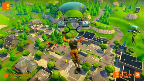 ?Fortnite Battle Royale? lets 100 gamers battle it out on