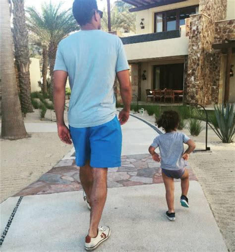 michael ealy children michael ealy shares picture of son in honor of his birthday