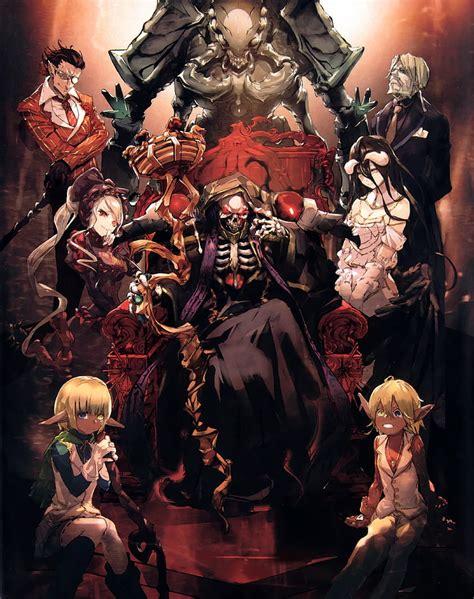 hd wallpaper overlord anime  digital wallpaper