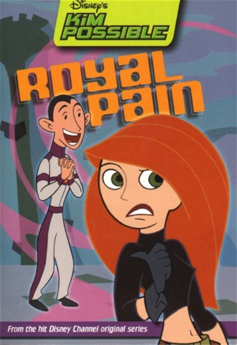 kim possible disney channel wiki wikia royal pain book disneywiki