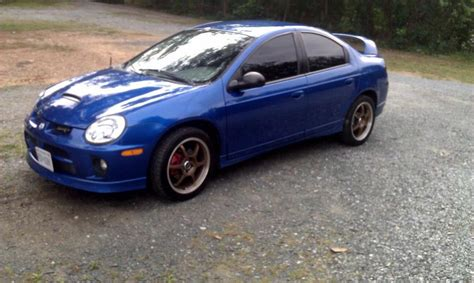 2004 neon dodge 2004 dodge neon information and photos zombiedrive