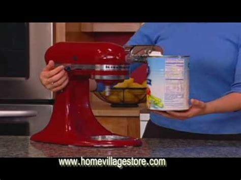 KitchenAid stand mixer attachment & accesories   YouTube