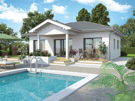 bungalow house design bungalow design v vario haus prefabricated houses