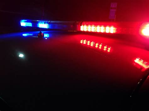 police lights at night 11alive com man dies after swat team shootout in dooly
