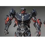 Hot Rod Revealed In Robot Form For Transformers 5