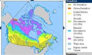 global warming could release billion tons of permafrost