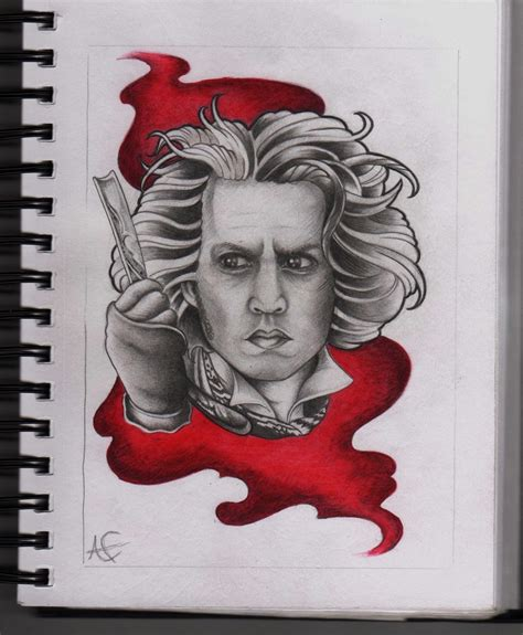 sweeney todd tattoo sweeney todd design by frosttattoo on deviantart