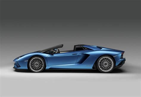 lamborghini aventador s roadster speed 2018 lamborghini aventador s roadster top speed