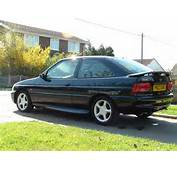 Ford Escort Gti 18 Black 3dr Vgc Inside And Out 1yr Mot