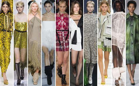 10 top trends for spring summer 2018 vogueit moda sfilate tendenze e bellezza vogue it