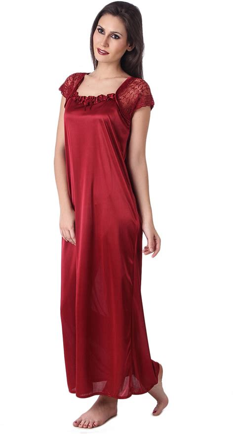 nighty dress with price masha women s nighty buy maroon masha women s nighty