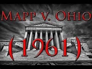 Map Vs Ohio by Mapp V Ohio 1961 Youtube