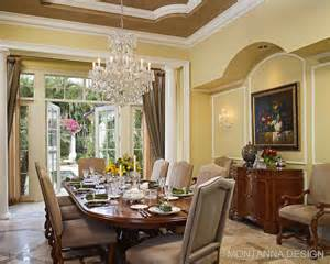 Crystal Chandeliers For Dining Room Dining Room With Waterford Crystal Chandelier Montanna