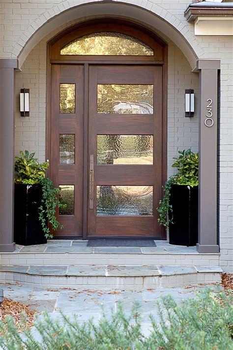 Modern Front Door Design Photos