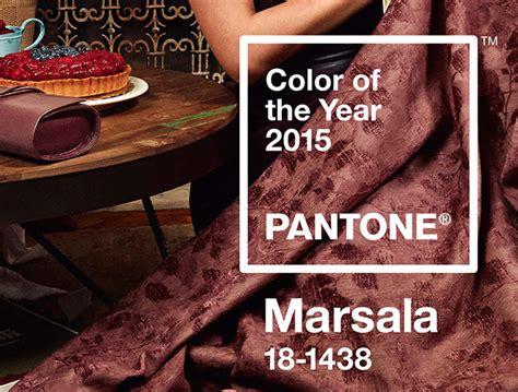 color of the year 2015 marsala pantone color of the year 2015