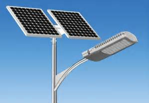Solar Energy Installation Panel Solar Street Light