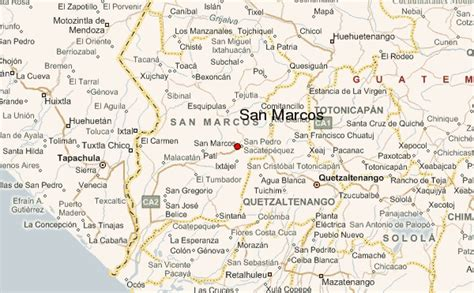 san marcos texas map san marcos guatemala location guide