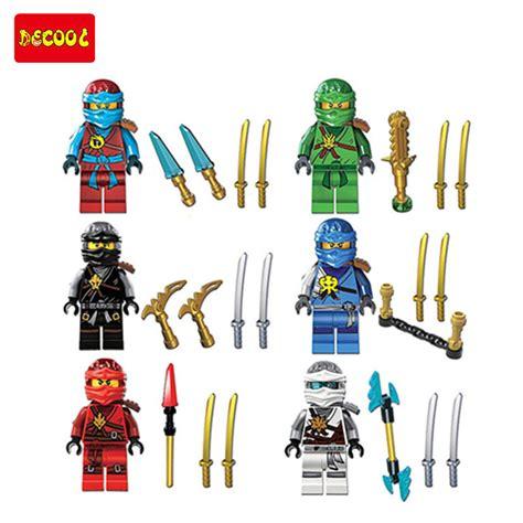 Lego China Decool Minifigures Ninjago popular lego ninjago 2016 decool buy cheap lego ninjago