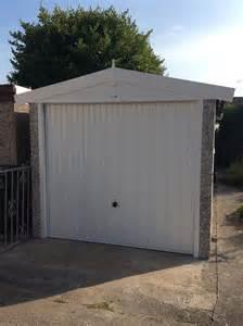 garage doors blackpool concrete sectional garages