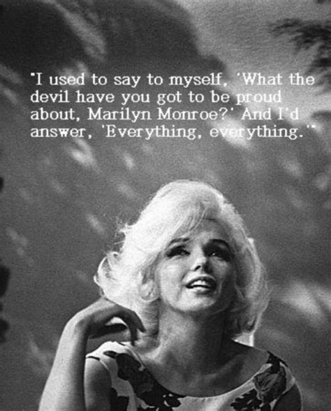 marilyn monroe quote make it all up was marilyn monroe dumb