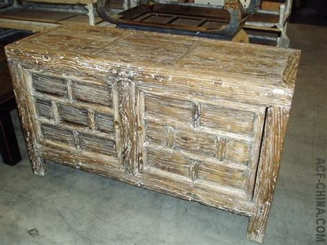 trend guide rustic furniture made from reclaimed elm and