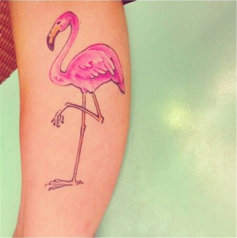 pink flamingo tattoo designs flamingo ideas