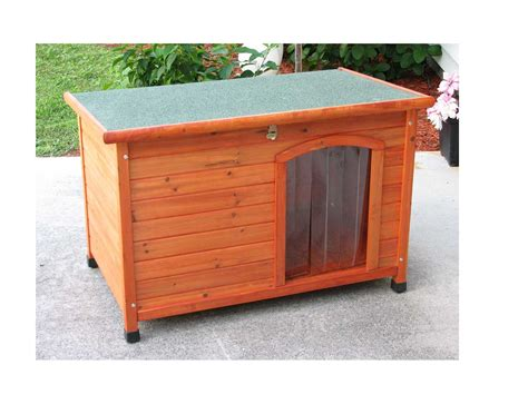 roof dog house per your dog with a solid cedar dog house at low low prices