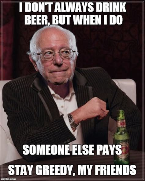 Dos Xx Meme - dos equis sanders imgflip