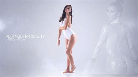 3,000 Years Of Women?s Beauty Standards In A 3 Minute Video   Bored Panda