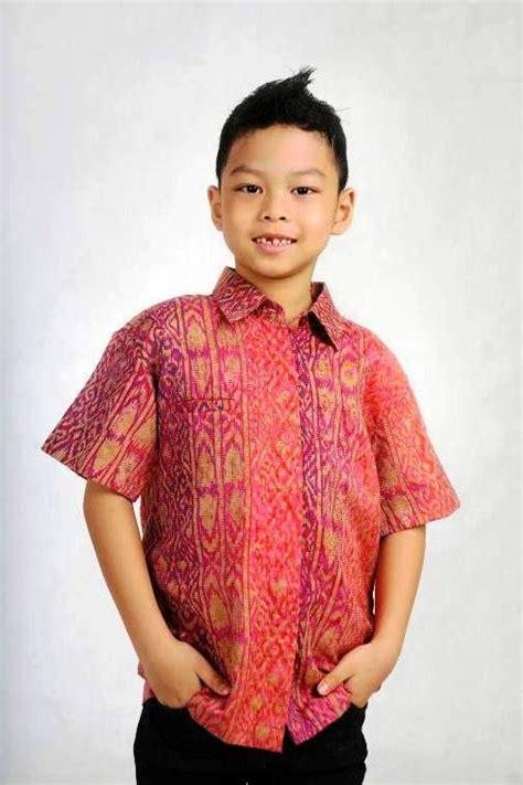 Baju Semi Formal Laki Laki ッ 28 model baju batik anak perempuan lucu dan laki laki modern terbaru