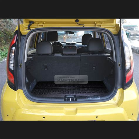 Kia Soul Trunk Genuine Parts Trunk Cargo Area Mat All Weather Protector
