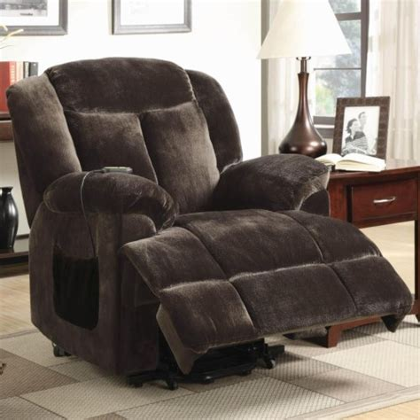With Recliner Built In by Coaster Recliners Casual Power Lift Recliner With