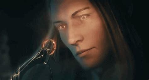 anneau unique sauron forme humaine et sauron forme il le bilan l ombre du mordor l ombre de la guerre