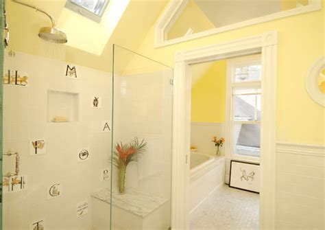 traditional bathroom by kevinallencarpentry com beadboard tub surround images frompo 1