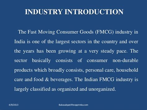 In Fmcg Sector For Mba by Procter Gamble Marketing Strtergy Mba Ppt Of Marketing
