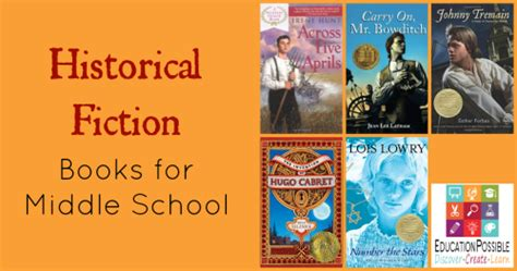 picture books middle school 5 powerful historical fiction novels for middle school