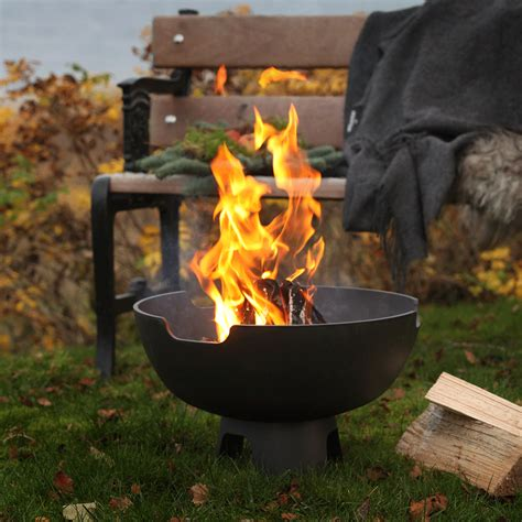 Firepit Uk Osowarm Morso Outdoor Pit