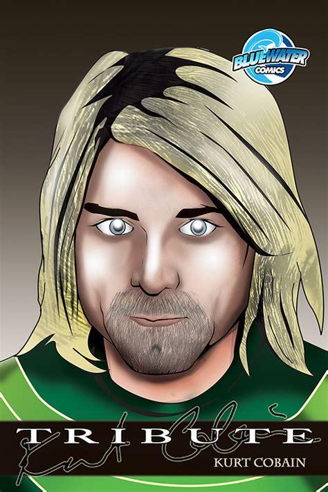 kurt cobain biography review kurt cobain gets the comic book tribute treatment