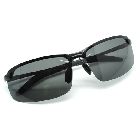 Kacamata Sunglasses kacamata polarized sunglasses 3403 black black