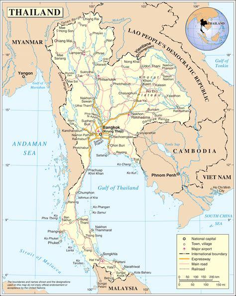 map thailand file un thailand png