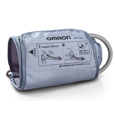 Mancet Omron Hem Cr 24 omron h cr24 replacement cuff for omron bp monitors ebay
