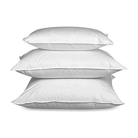 down pillows bed bath and beyond downtown company sweet dream hungarian down pillow bed