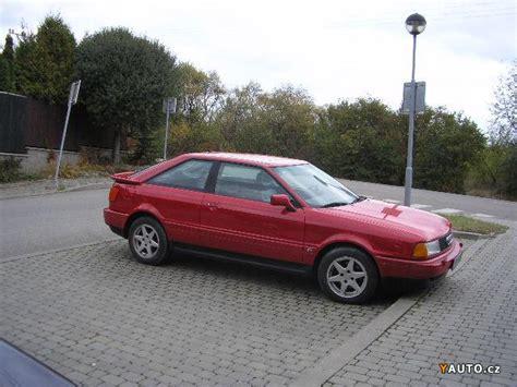 Audi Coupe 20v by Prod 225 M Audi Coup 233 2 3 20v Quattro Prodej Audi Coup 233 Osobn 237