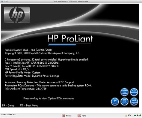 Cant Find After Mba Enter It by Can T Enter Ilo3 At Bootup Hp Proliant Dl360 G7 Server