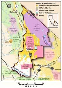 blm maps southern california ridgecrest map