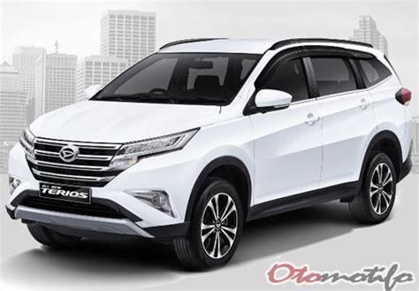 all new daihatsu terios harga all new daihatsu terios 2018 review spesifikasi