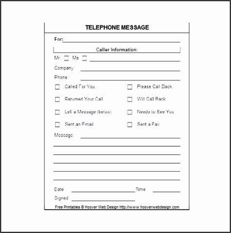 phone text template read receipt 5 printable telephone message template sletemplatess