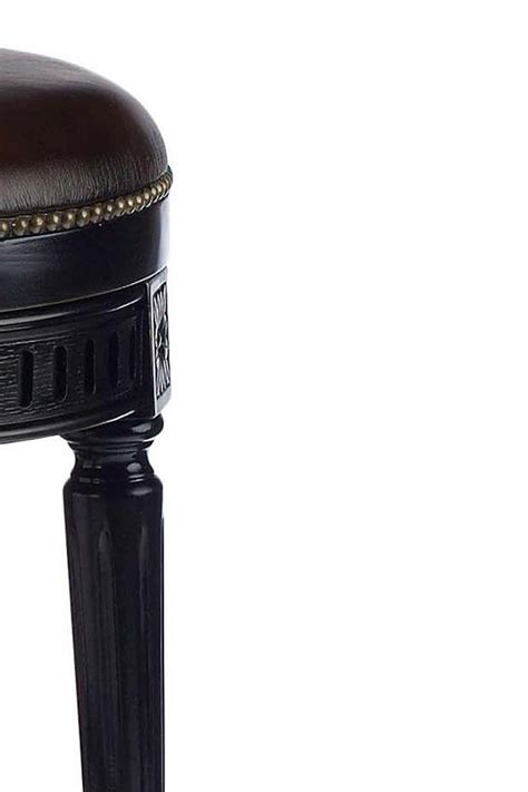 Frontgate Manchester Swivel Bar Stool by Manchester Swivel Bar Height Backless Bar Stool 30 Quot H Seat