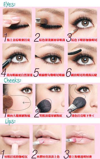 natural makeup tutorial for school 608 best make up tutorials images on pinterest beauty