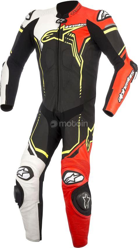 Motorradbekleidung 2 Teiler by Alpinestars Gp Plus V2 Lederkombi 1tlg Motoin De